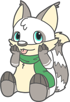 Andy The Chibi - Animated by Noobynewt