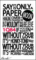 It's only a paper moon by Pik416