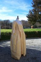 Mantua 1740-50 Finished by Janes-Wardrobe