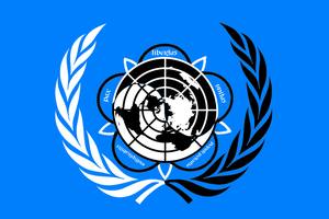United Nations of the Earth(UNE) by Metalarchangel