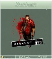 Manhunt Skinface Icon by Alexe-Arts