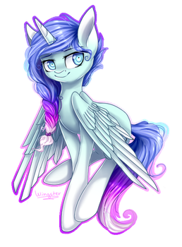 MLP - Wingy by WingsterWin