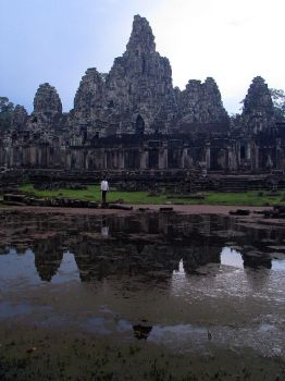 Khmer Reflection by entech