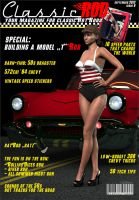 Classic Rod Magazine Cover (or Cars'n'Girls (6)) by Sedorrr