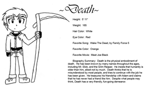 Death and Taxes: Death by Sirus-XIII