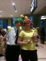 SakuraCon 2012: Cosmo and Wanda by Fainting-Ostrich