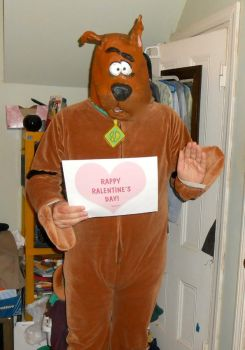 A Scooby-Doo Valentine (MY version!) by WileE2005