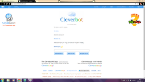 Cleverbot to lesbijka XD by KlaczArabska