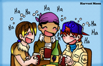 Yes, they are drunk by AngelCou