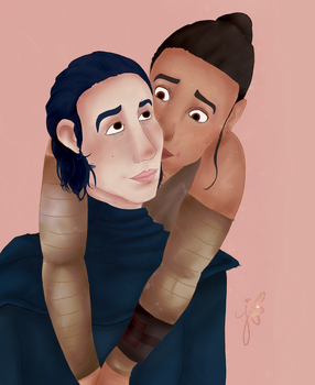 Reylo - Only Exeption by Glanzfell