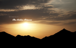 Sunset in Jeddah Road .. by The-Golden-Princess
