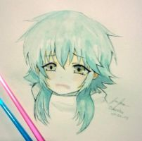 Young Aoba by Diverche