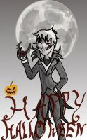 Happy Halloween by QweXTheXEccentric