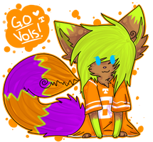 Go Vols! by sar-donyx
