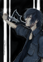 Noctis Lucis Caelum - Final Fantasy XV by maundy-thursday