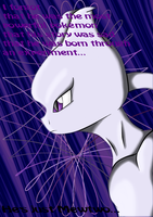 Dedicated to Mewtwo by AiridAndMewtwo