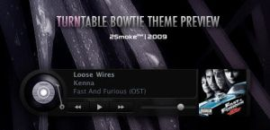 TurnTable Bowtie Preview by neodesktop