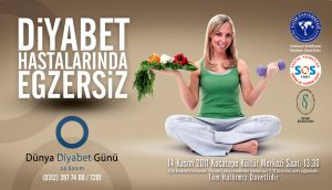 fatih universitesi diyabet billboard by caginoz