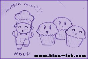 muffins by kina