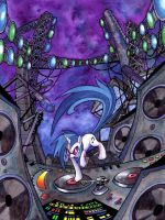 Party Hard by HallowGazer