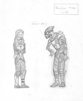 No Tali, after you by 88y53