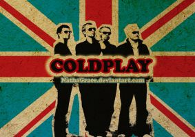 COLDPLAY by NathaGrace