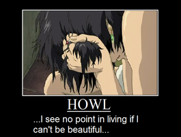 Howl Demotivational 1 by Nina-Rose-Mangaka