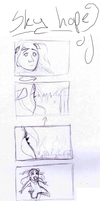 Storyboard practice by B-rina