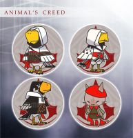 animal creed by ameru