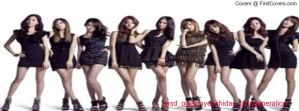 snsd genie Japanese  version facebook cover 2 by alisonporter1994