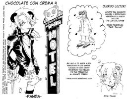 Chocolate con rema bak cover by Tanuki-Mapache
