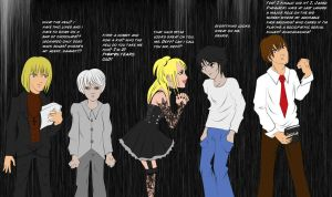 If WB did Death Note by elionora