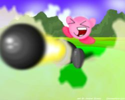 Kirby's Cannon by Bigfoot3290