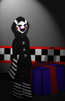 The Puppet Comic Style by Shadowpredator100