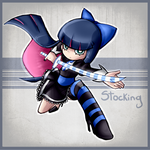 Stocking - Bleed by Rumay-Chian