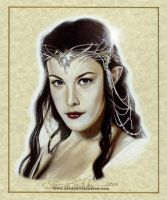 PRINCESS ARWEN by S-von-P