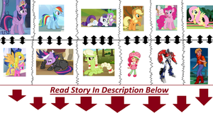 My Little Pony: Cross Time Crisis: Part 3 by No1MporXant