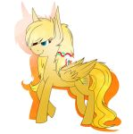 Sunshine Mascot MlpRainbow by Arthurleouf by griffinclawsparkle