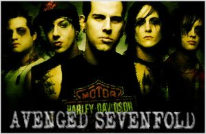 Avenged Sevenfold by tsmith8m