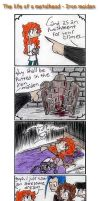 Metalheads life: Iron maiden by the-ChooK
