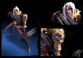 Telendar Assassin by MoonYeah