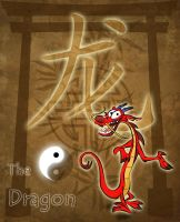 The Dragon by EarthGwee