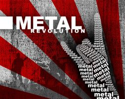 Metal Revolution by redsand