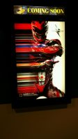 Red Ranger Poster by OtakuDude83