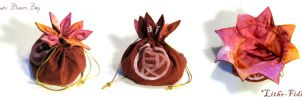 Akimichi Flower Bloom Bag by Lithe-Fider