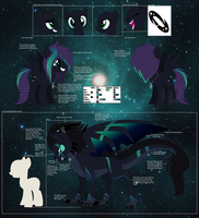 Void- Official Character Ref by CobaltTheFox