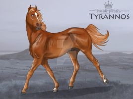 RPS Tyrannos by abosz007