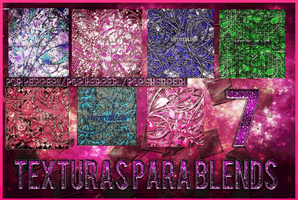 7 Lindas Texturas Para Tus Blends^-^ by herreri