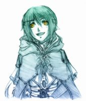 Marzael RP doodle by Fortranica