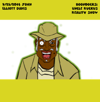 Boondocks: Uncle Ruckus Reality Show by LittleGreenGamer